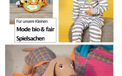 Kinderspielsachen – fair & bio